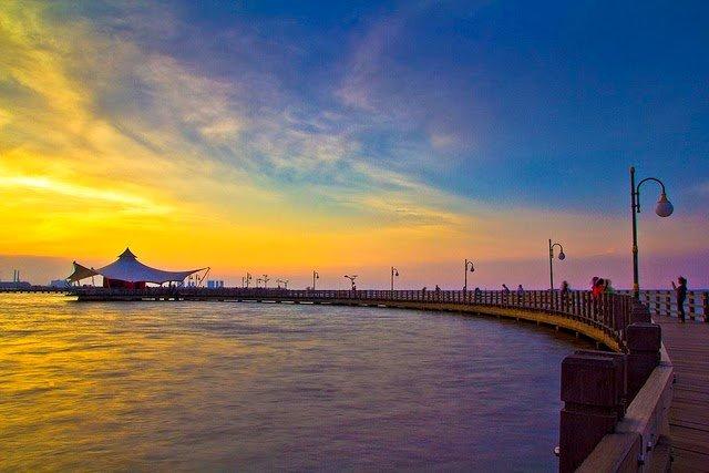 Wisata Jakarta Pantai Ancol