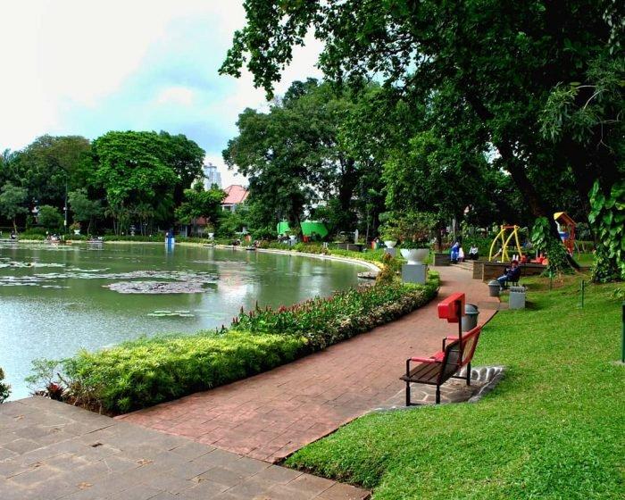 Wisata Jakarta Taman Situ Lembang