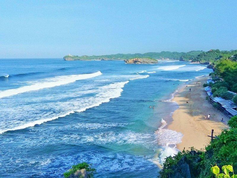 Wisata Jogja Pantai Indrayanti