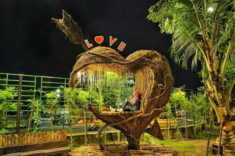 Wisata Jogja Selfie Park