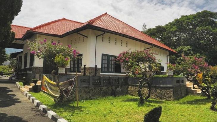 Wisata Kuningan - Gedung Perundingan Linggarjati