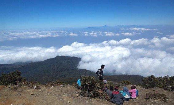 Wisata Kuningan - Taman Nasional Gunung Ciremai