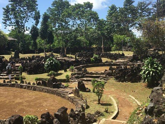 Wisata Kuningan - Taman Purbakala Cipari