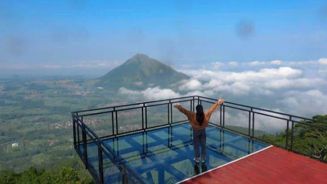 Wisata Magelang - Awang Awang Sky View