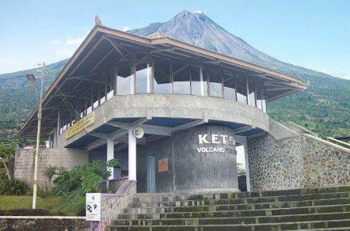 Wisata Magelang - Ketep pass