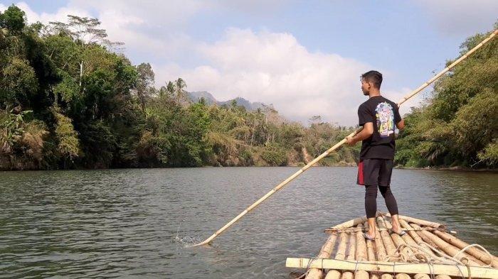 Wisata Magelang - Wisata Gethek Bambu