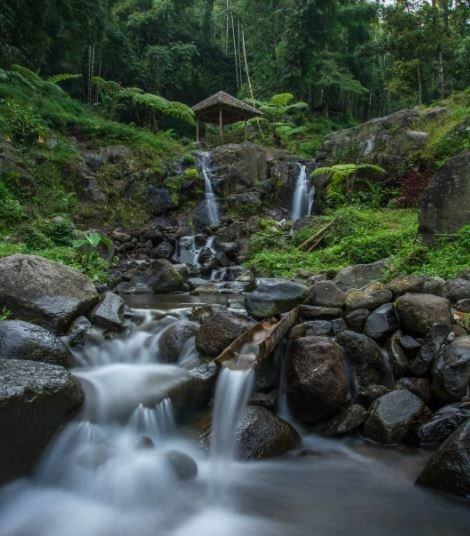 Wisata Pacet, Air Terjun Surodadu