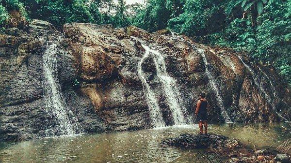 Wisata Purwakarta - Curug Suhada
