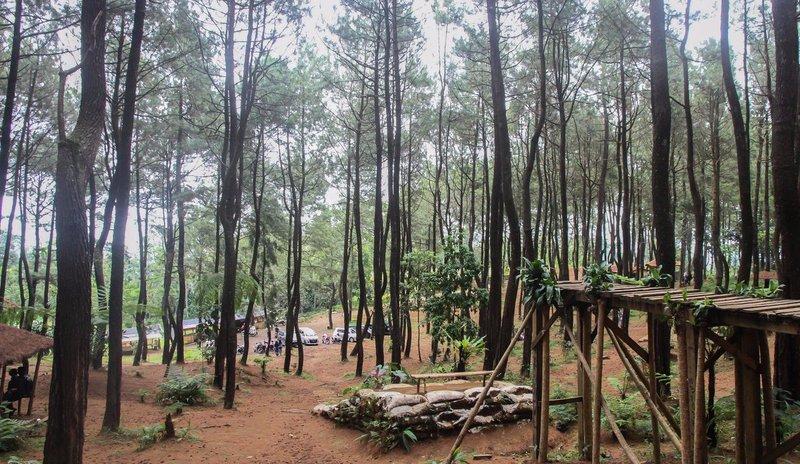 Wisata Purwakarta - Pasir Langlang Panyawangan