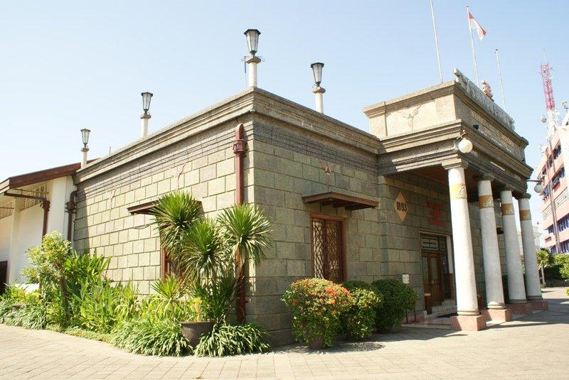 Wisata Surabaya - Museum House of Sampoerna