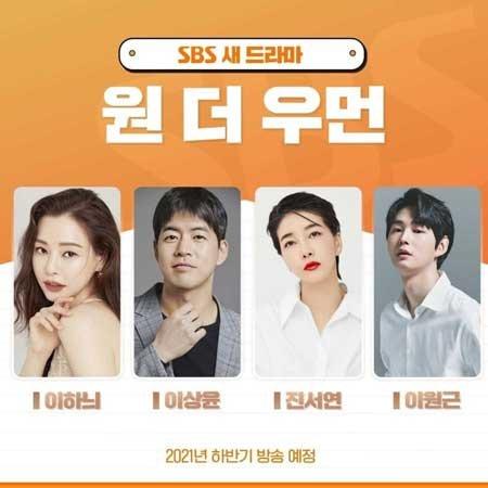 Drama Korea Bulan September - Wonder Woman