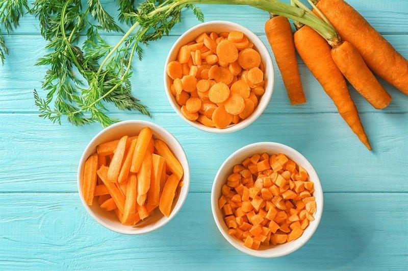 manfaat wortel, kesehatan mata