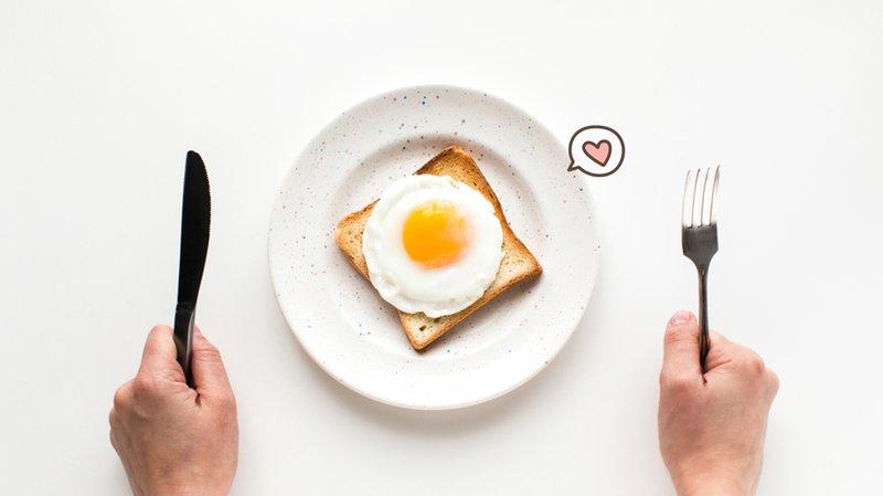 sarapan pagi untuk diet