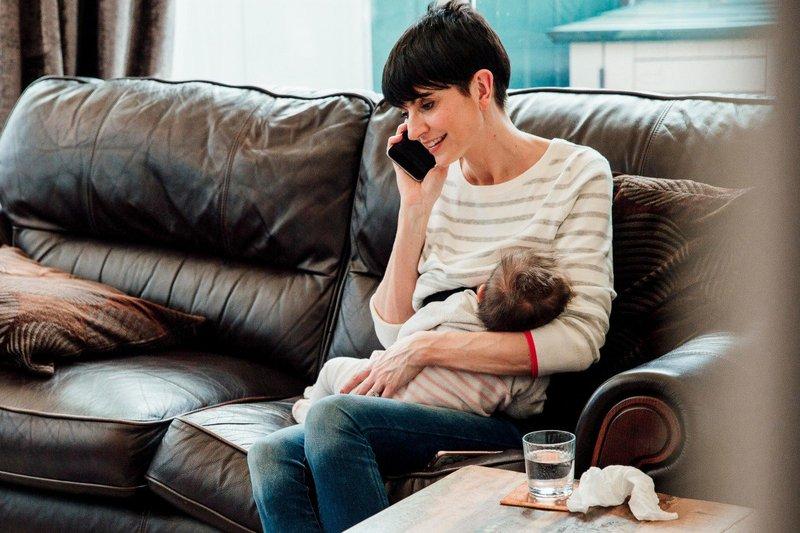 menjaga relasi dengan rekan kantor sebagai ibu menyusui-2