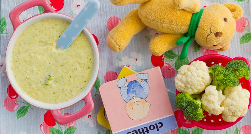 XX Inspirasi Unik Menyajikan Sayuran Hijau Untuk MPASI Bayi 7 Bulan 2.png