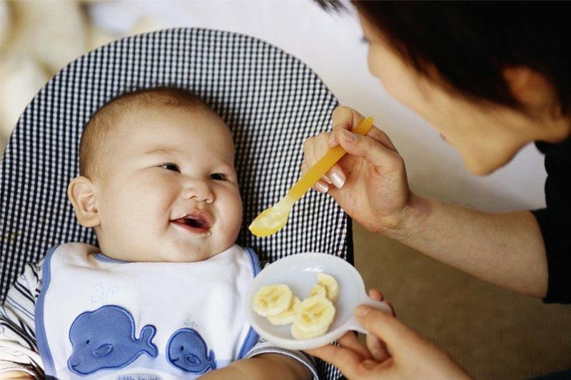5 MPASI yang Baik Dikonsumsi Saat Bayi Diare