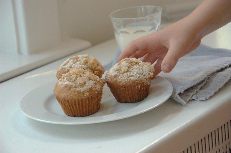 XX Resep Muffin Lezat Untuk Finger Food Bayi 5