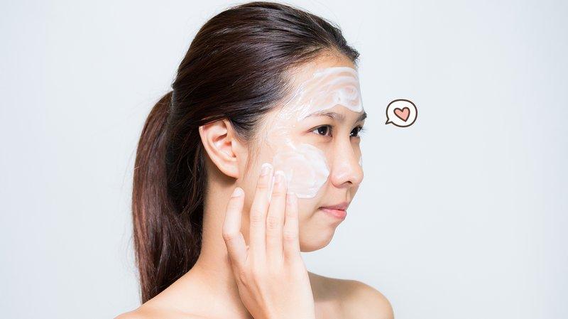 Masker yogurt dapat meredakan eksim kulit