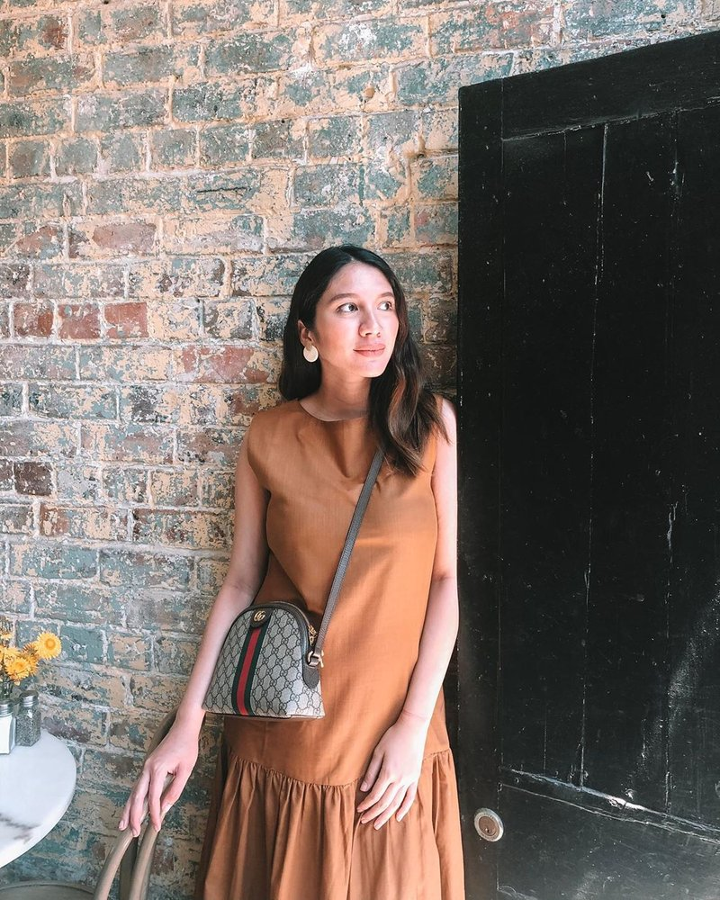 fashion kehamilan acha sinaga