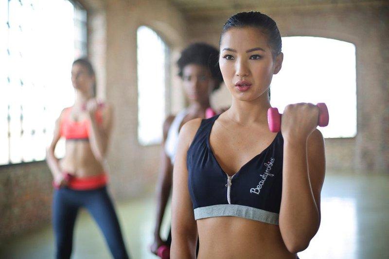 active aerobics athlete 869243
