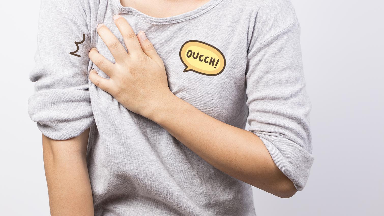Ada Benjolan Di Payudara Apakah Terkena Kanker Payudara Berbagi