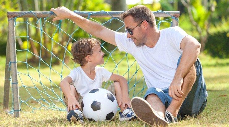 aktivitas fisik untuk anak