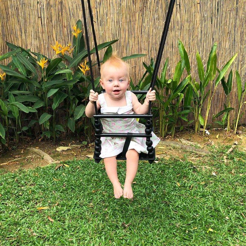 Cara Mendidik Anak Gemar Olahraga Sejak Bayi
