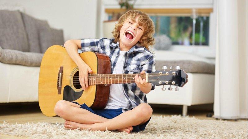 anak bakat menyanyi