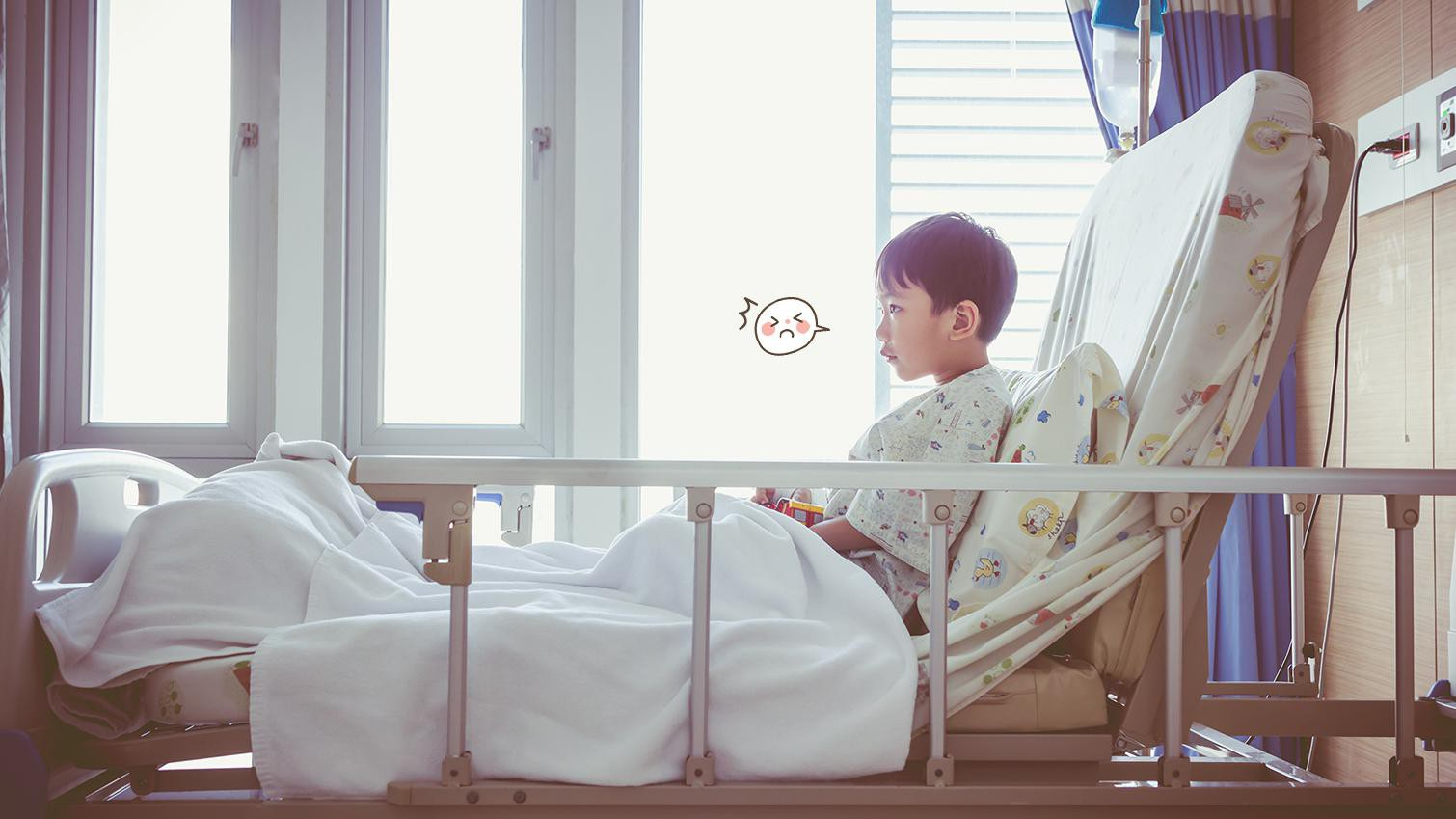 5 Hal Yang Harus Dilakukan Orang Tua Saat Anak Dirawat Di Rs