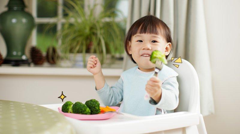 diet vegan pada anak