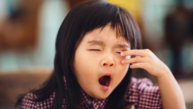 anak sering menguap, normal atau harus diwaspadai 4