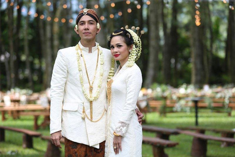 andien ippe menikah
