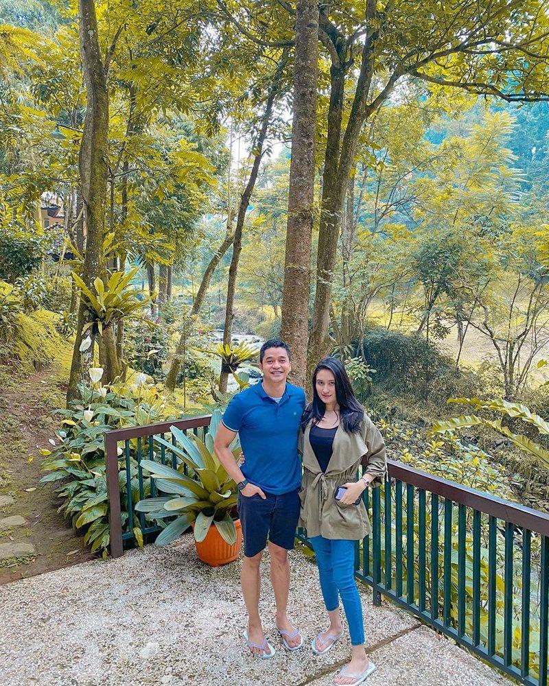 honeymoon adly fairuz dan angbeen rishi
