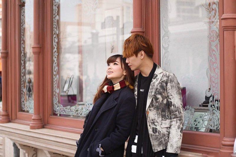 Empat Tahun Menikah, Simak Perjalanan Cinta Angel Cherrybelle