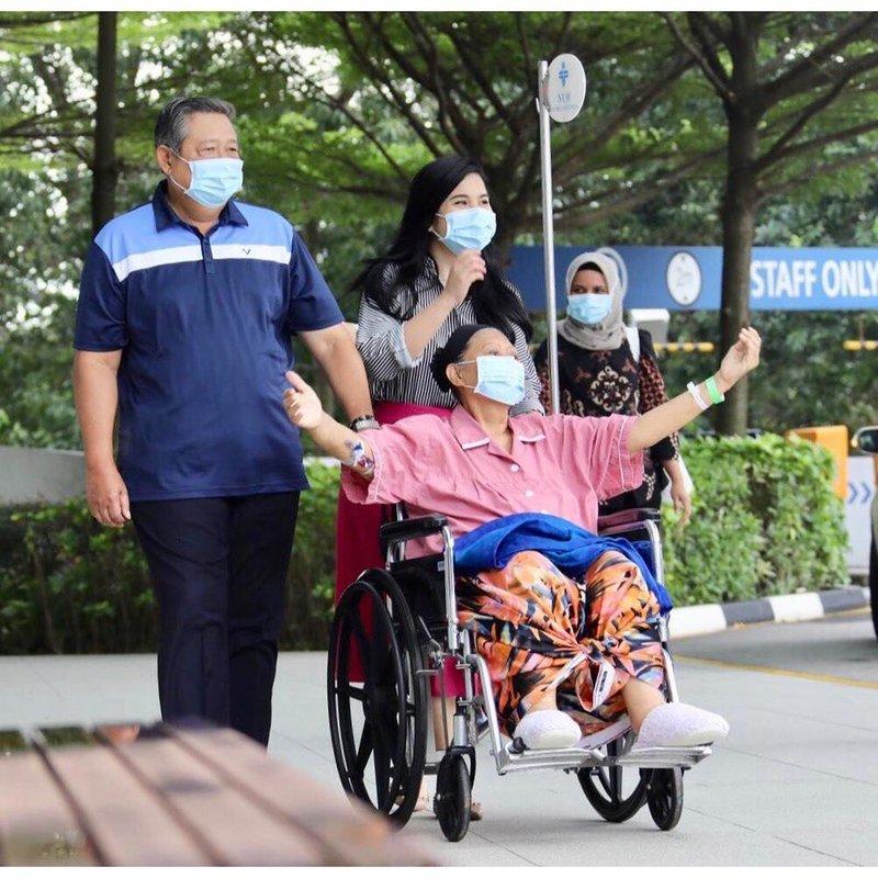 ani yudhoyono, penyakit kanker, kanker darah