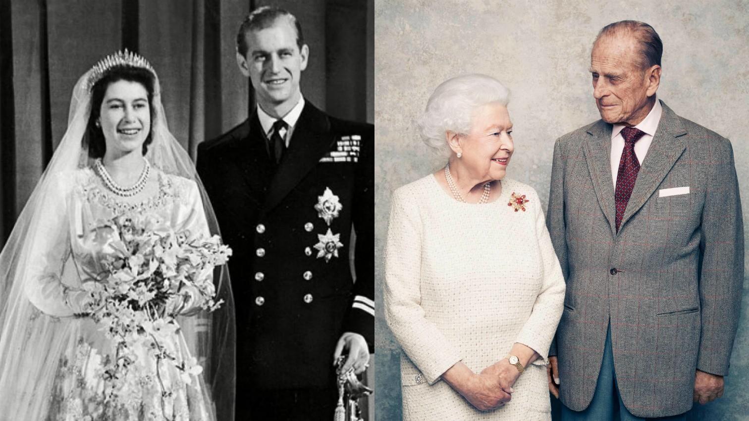 71 Tahun Pernikahan Ratu Elizabeth dan Pangeran Philip, Ini 10 Foto Kebersamaan Mereka