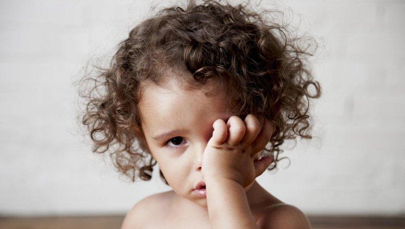 gejala bintitan anak