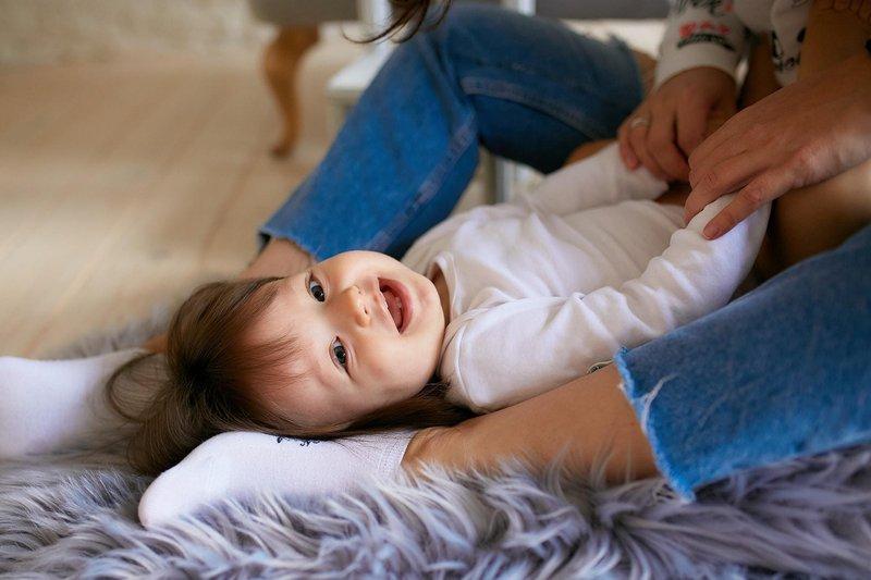 apakah si kecil juga mencintaiku (2)