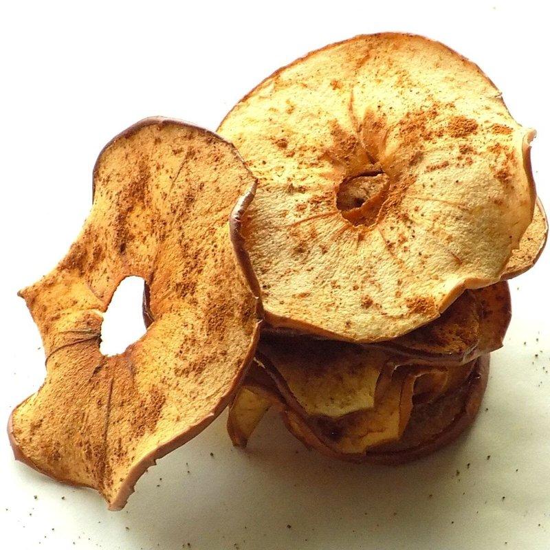 apel kering dari buah apel