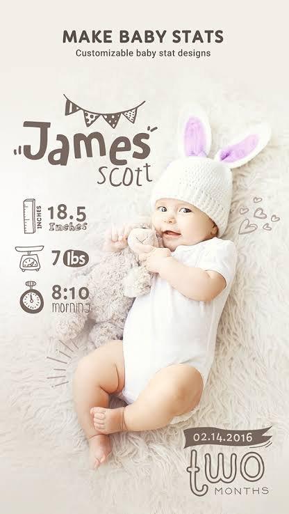 aplikasi edit foto bayi