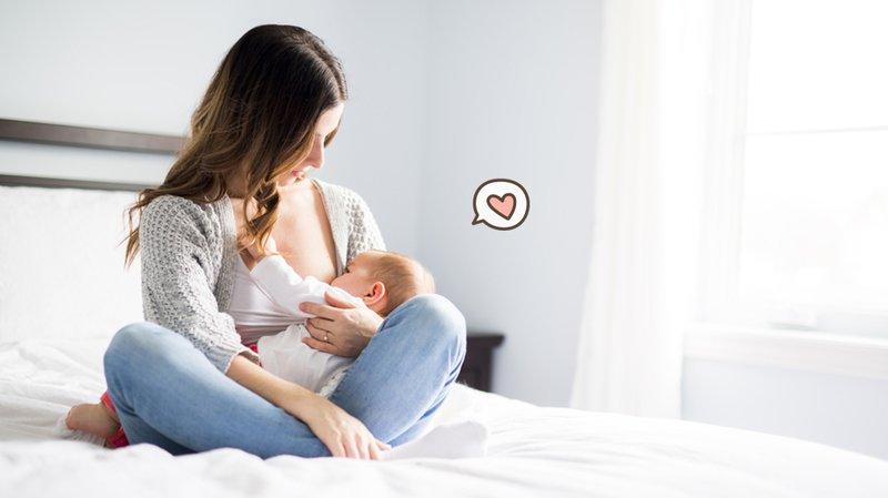 pencegahan perut bayi bunyi karena gas