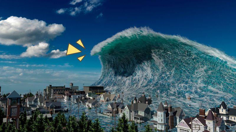 Tafsir mimpi tsunami tapi selamat togel
