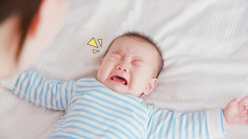 Growth Spurt Bikin Bayi Sering Menangis, Ini Penjelasannya!
