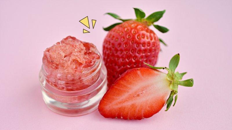 5 Lip Scrub dari Bahan Alami untuk Cegah Bibir Kering Saat Hamil