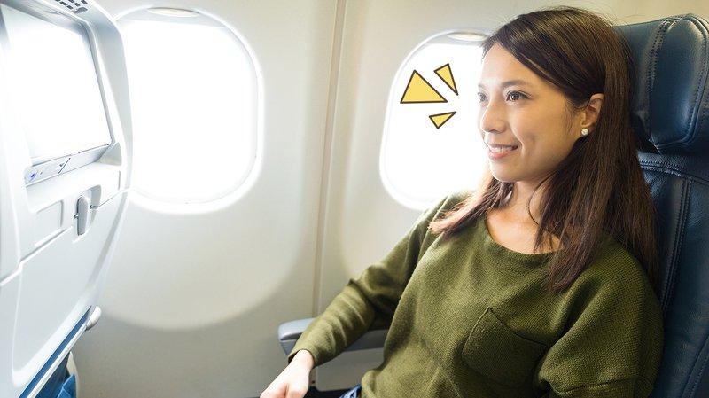 Ketahui 5 Tips Pilih Tempat Duduk di Pesawat yang Terbaik Sesuai Kebutuhan