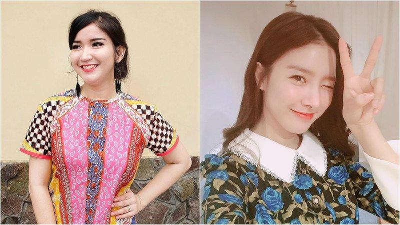 artis kembar korea winda