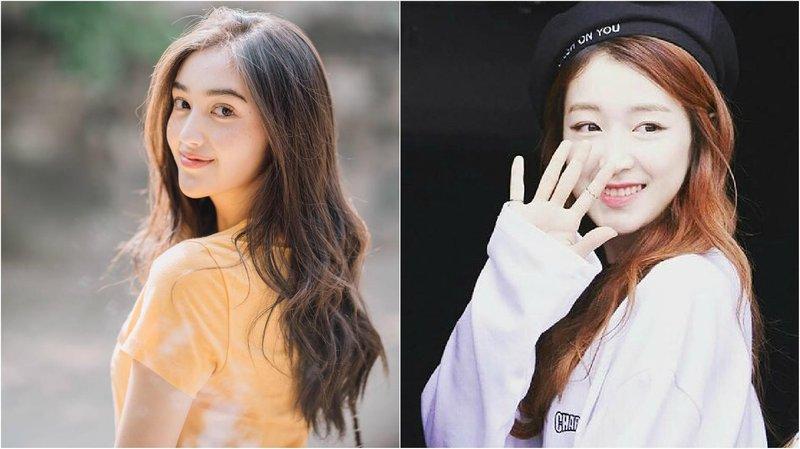 artis korea kembar ranty