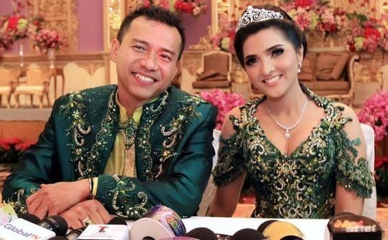 ashanty menikah dengan anang hermansyah