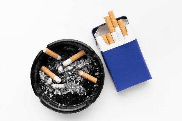 Nikotin zat adiktif