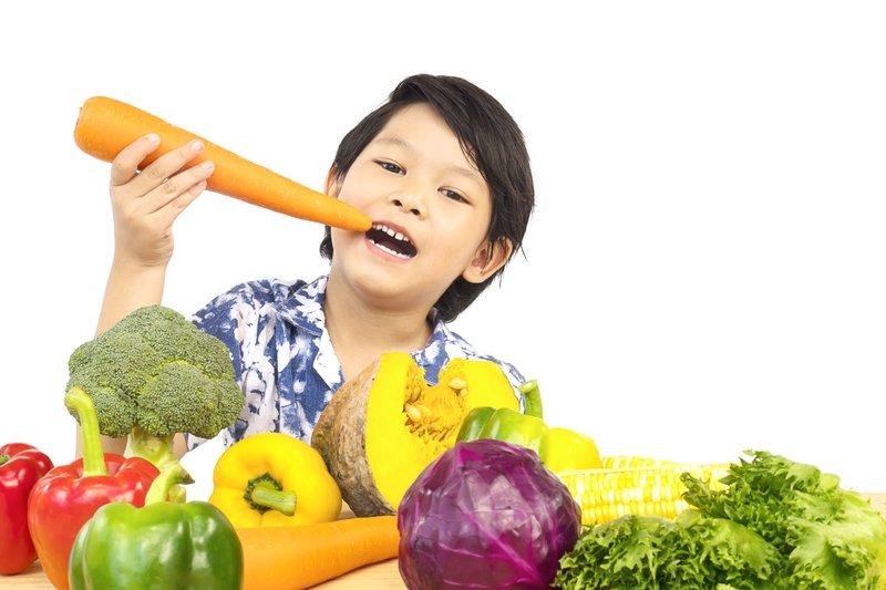 Vitamin A untuk anak stunting